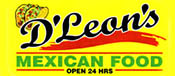 D'Leons Mexican - Take-Out & Delivery Menu - Lincoln N
