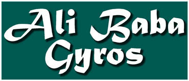 Ali Baba Gyros Menu - Lincoln Nebraska - Provided by Metro Dining Delivery