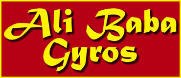 Ali Baba Gyro's Menu Lincoln Nebraska -  Now Delivers City Wide