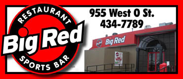Big Red Restaurant Menu Lincoln Nebraska