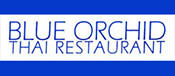 Blue Orchid Thai Restaurant Menu Lincoln Nebraska
