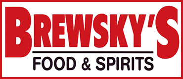 Brewsky's Food & Spirits Menu - Lincoln NE - Provided by Metro Dining Delivery