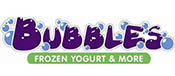 Bubbles Yogurt Menu - Lincoln NE - Provided by Metro Dining Delivery