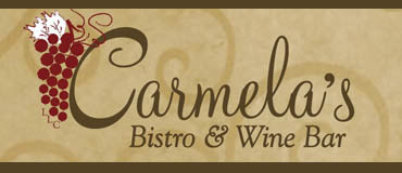 Carmela's Bistro & Wine Bar Menu - Lincoln Nebraska - Provided by Metro Dining Delivery