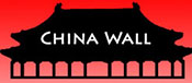 China Wall Chinese Restaurant Menu - Lincoln Nebraska