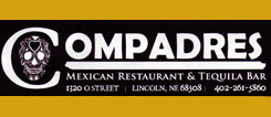 Compadres Mexican Restaurant & Tequila Bar - Menu - Lincoln NE - Provided by Metro Dining Delivery