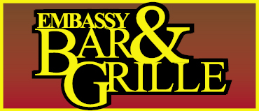 Embassy Bar & Grille Menu Lincoln Nebraska