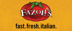 Fazoli's Italian Restaurant - Take-Out & Delivery Menu - Lincoln NE