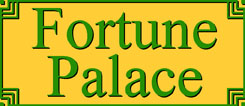 Fortune Palace Chinese Cuisine Menu Lincoln Nebraska