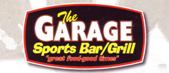 The Garage Sports Bar & Grill Menu - Lincoln Nebraska