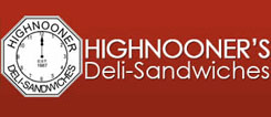 Highnooner's Deli-Sandwiches Menu - Lincoln Nebraska