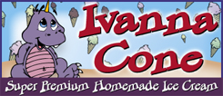 Ivanna Cone - Super Premium Homemade Ice Cream Menu Lincoln Nebraska