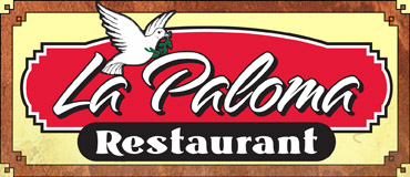La Paloma Mexican Restaurant Menu - Lincoln NE - Provided by Metro Dining Delivery
