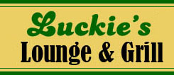Luckie's Lounge & Grill Menu - Lincoln Nebraska