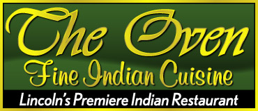The Oven Northern Indian Cuisine Menu Lincoln Nebraska