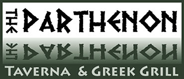 The Parthenon Menu - Lincoln Nebraska - Now Delivers City-wide