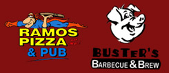 Ramos Pizza & Buster's BBQ Menu Lincoln Nebraska