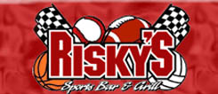 Risky's Sports Bar & Grill Menu - Lincoln Nebraksa
