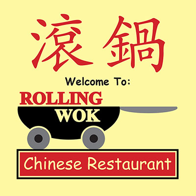 Rolling Wok chinese Restaurant Menu - Lincoln Nebraska
