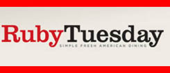 Ruby Tuesday Menu - Lincoln NE - Delivery