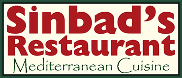 Sinbad's Restaurant Mediterranean Cuisine Menu - Lincoln Nebraska - Now Delivers City-Wide!