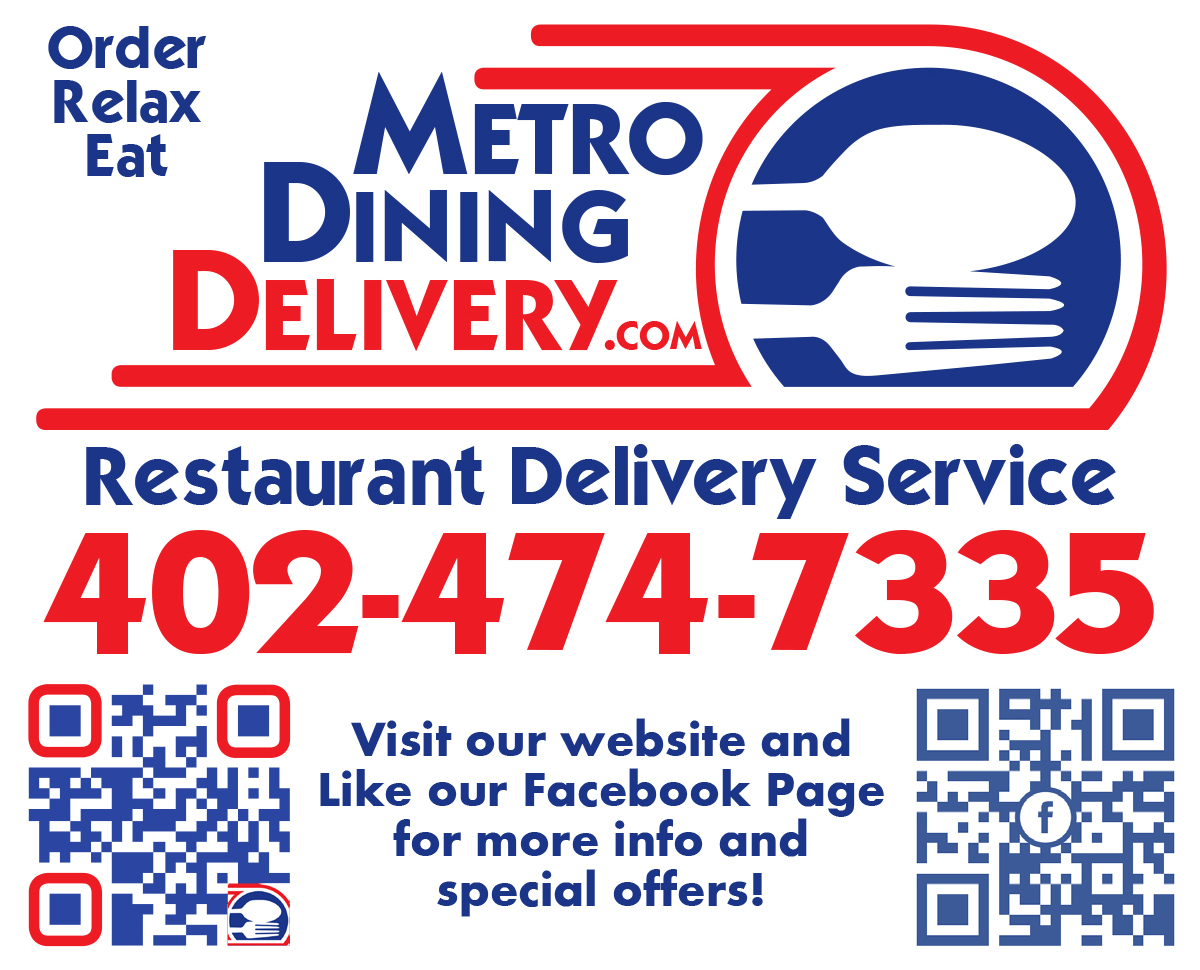 Metro Dining Delivery - 24 Hour Restaurant Delivery - 474-7335 - Lincoln's Premier Restaurant Delivery Service